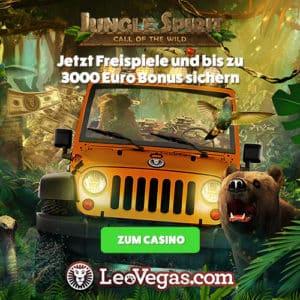Playtech Spiele im Leo Vegas Casino spielen