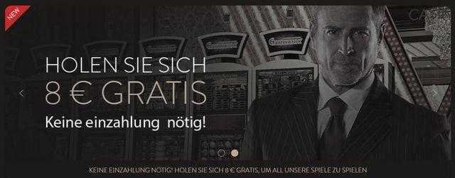 8 € einfach so geschenkt im OVO Casino - perfekt zum Start