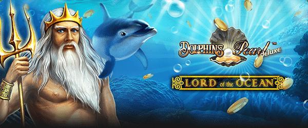 Supergaminator Lord of the ocean Bonus 20 Euro geschenkt