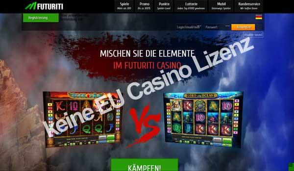 Unseriöses Novoline online Casino Foto Betty