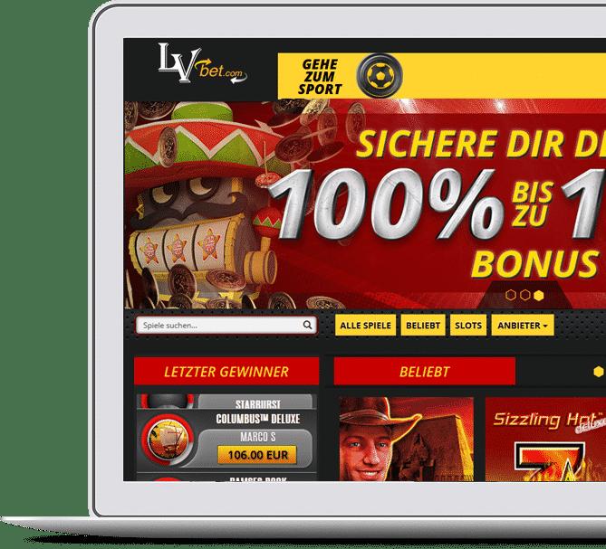 Novoline online im LVbet Casino am PC spielen