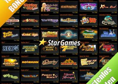 Novoline online im Stargames Casino spielen