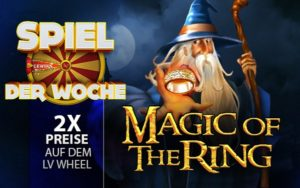 Lvbet Casino Magic of the Ring Lvbet Casino Bonus Code