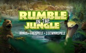 Lvbet Casino Rumble in the Jungle Lvbet Casino Bonus Code