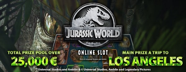 Lapalingo Casino jurassic world