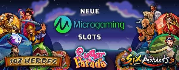 Lapalingo Casino neue Microgaming slots