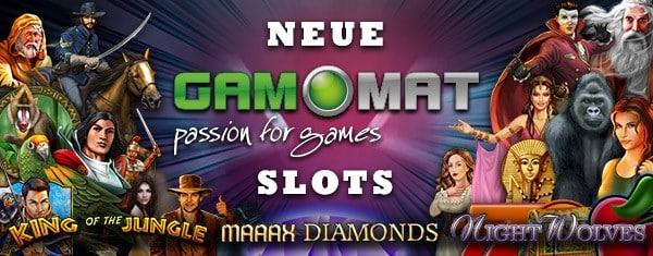 Lapalingo Casino neue gamomat Spiele