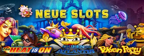 Lapalingo Casino neue Spiele