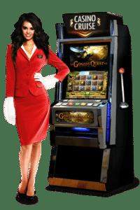 Casino Cruise Sicherheit und Slotautomat