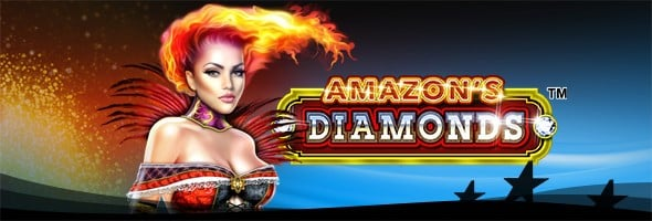 Stargames Casino und Amazon´s Diamonds