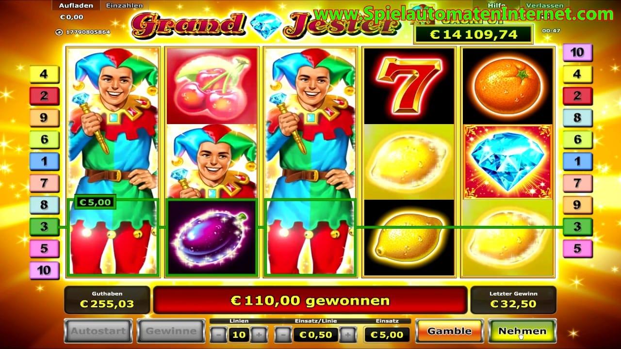 Casino Startbonus