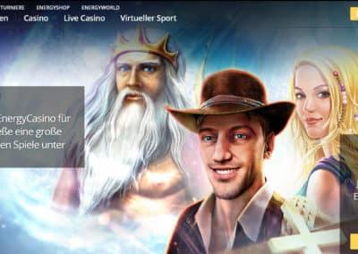 energy casino startbildschirm