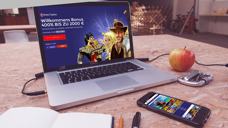 Ares Casino als novoline online casino alternative