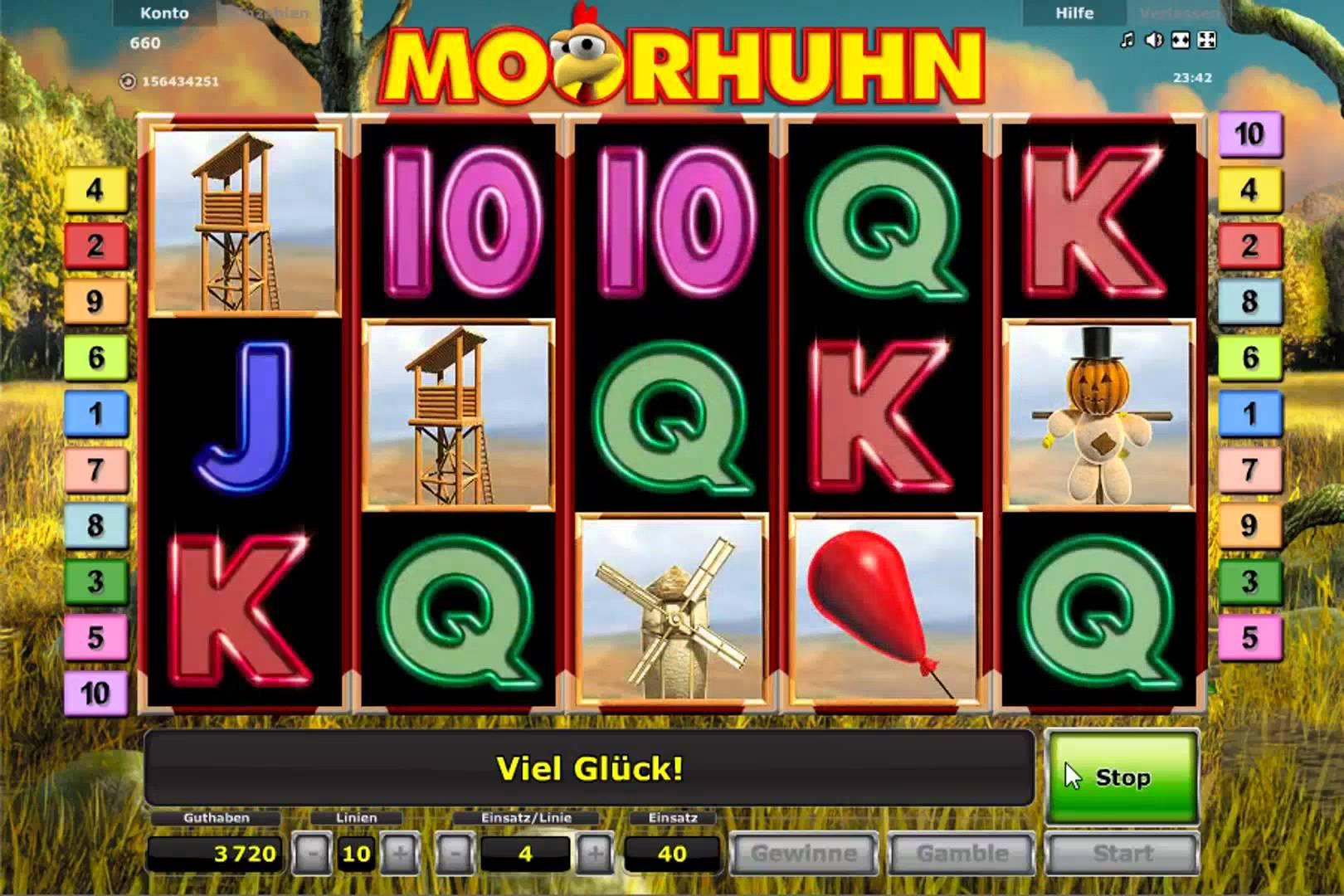 Novoline Slots Online