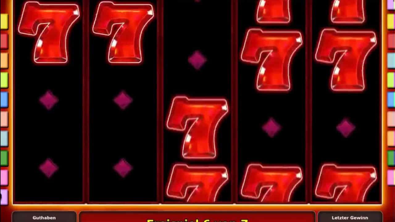 Sevens Spielen