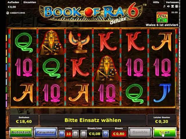 Book Of Ra 6 Online Spielen