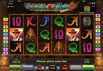 Novoline Spiel Book of Ra 6 hier spielen