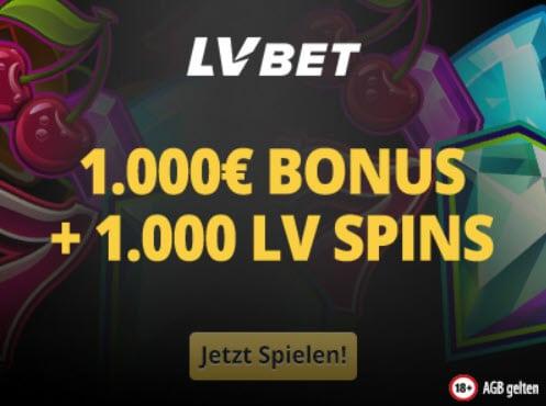 Banner 2019 LV Bet Casino