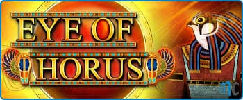 Eye of Horus Merkur online casino Slot Spiel