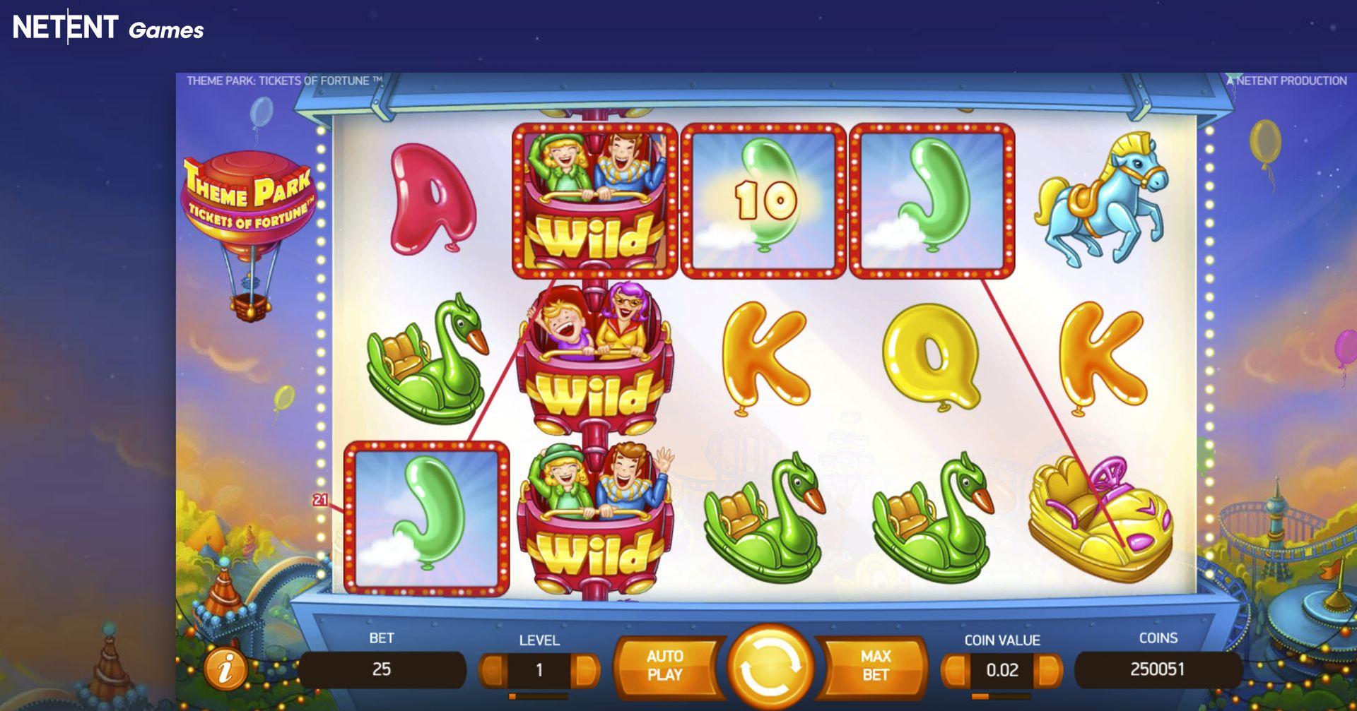 NetEnt online Casino Spiele 002