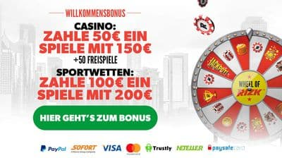 Rizk Casino Werbung Schauspieler