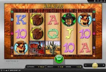 Merkur Casino Spiel 004 Railroad