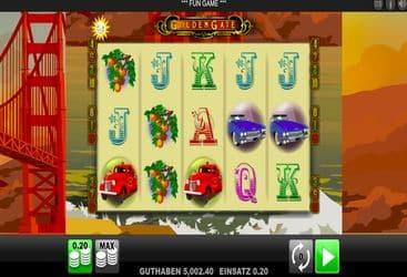 Merkur Casino Spiel 014 golden gate