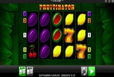 Merkur Casino Spiel 020 fruitinator