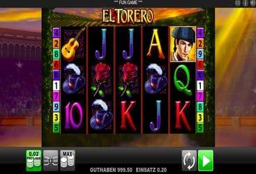 Merkur Casino Spiel 028 el torero