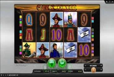 Merkur Casino Spiel 033 Cannon Thunder