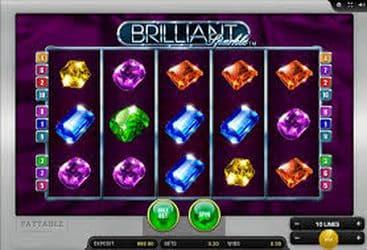 Merkur Casino Spiel 035 brillant sparkle merkur
