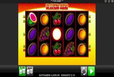 Merkur Casino Spiel 036 blazing star
