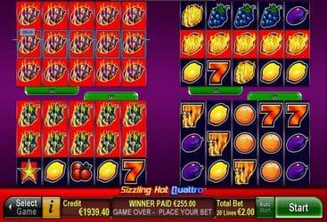 Novoline Casino Spiel 006 Sizzling Hot Quatro