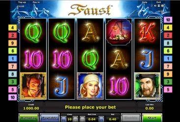 Novoline Casino Spiel 055 faust