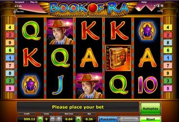 Novoline Casino Spiel 072 Book of ra