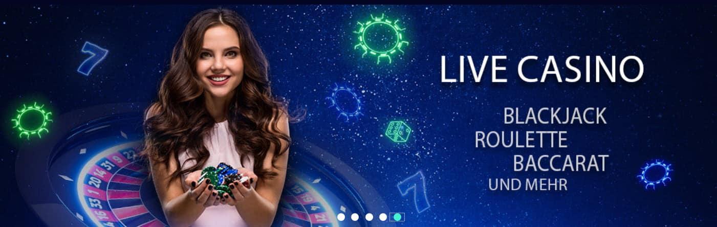 Sportempire Casino Startseiten und Bonus livecasino