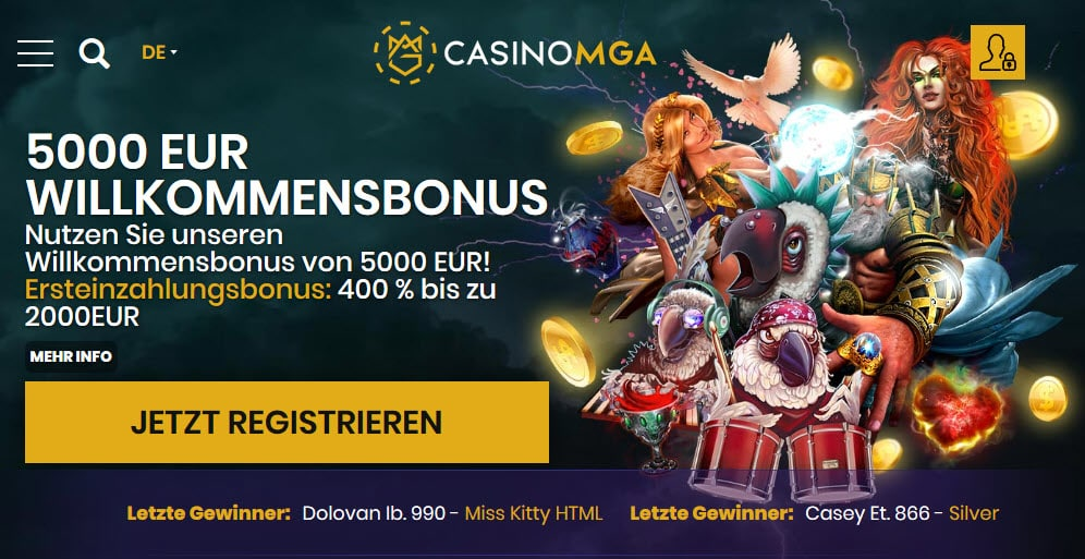 Casinomga