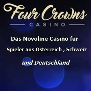 4 Crowns online Casino Deutschland